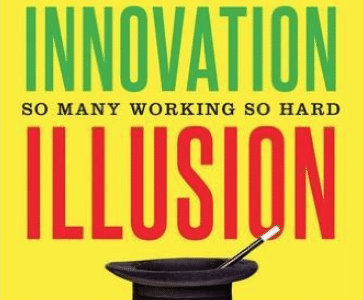 Q&A with Fredrik Erixon and Björn Weigel, authors of The Innovation Illusion – How so Little is Created by so Many Working so Hard (Yale University Press)